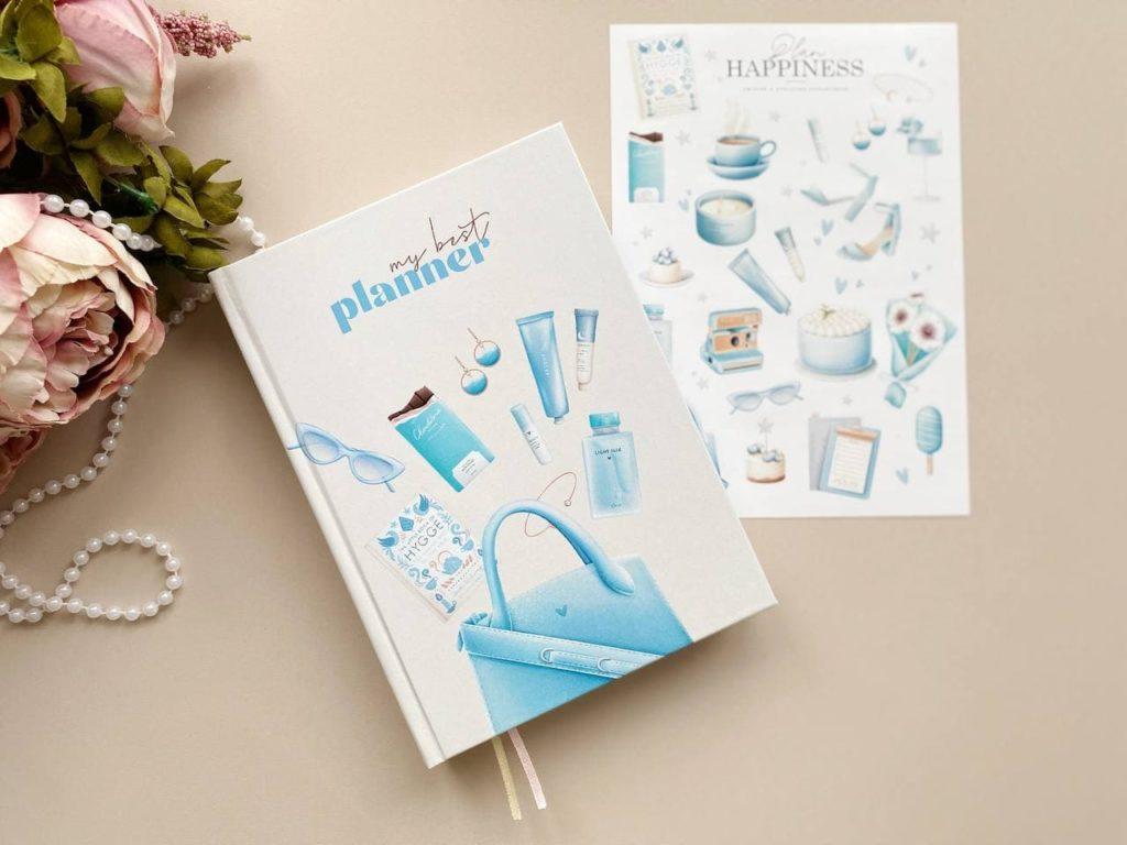 Plan happiness - уютная и стильная канцелярия